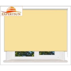 Рулонные шторы Стандарт. Мадагаскар желтый