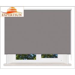 Рулонные шторы Стандарт. Мадагаскар темно-серый