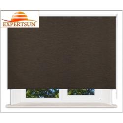 Рулонные шторы Стандарт. Аруба темно-коричневый