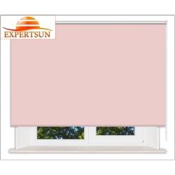 Рулонные шторы Стандарт. Лусто светло-розовый