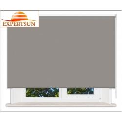 Рулонные шторы Стандарт. Лусто серый