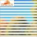 Миникассетные рулонные шторы Комбо Уни-2. Палермо 12