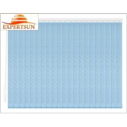 Вертикальные тканевые жалюзи. Бали голубой 100307-5173