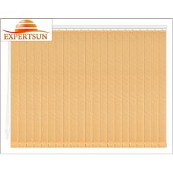 Вертикальные тканевые жалюзи. Бали оранжевый 100307-3499