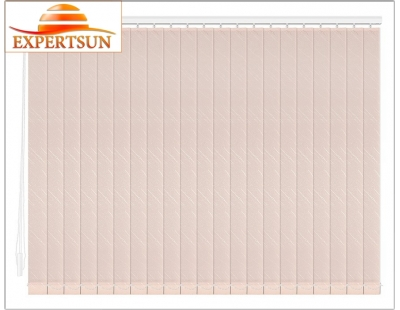 Вертикальные тканевые жалюзи. Бали персиковый 100307-4210