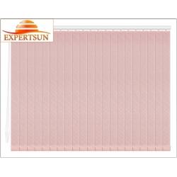 Вертикальные тканевые жалюзи. Бали розовый 100307-4096