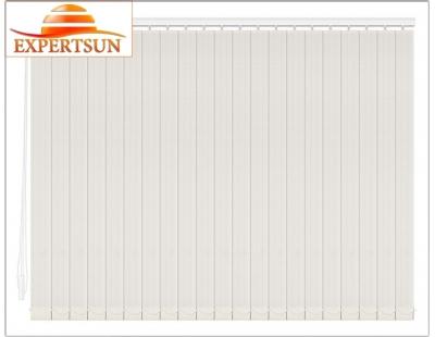 Вертикальные тканевые жалюзи. Бейрут 2 белый 100511-0225