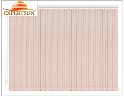 Вертикальные тканевые жалюзи. Бейрут 2 розовый 100511-4059